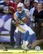 Eric Parker San Diego Chargers 8X10 Photo