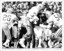 Walter Payton Chicago Bears vs Dallas Photo