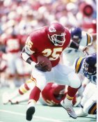 Christian Okoye Kansas City Chiefs 8x10 Photo