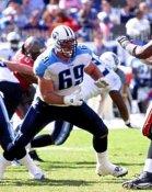 Zach Pillar Tennessee Titans 8X10 Photo