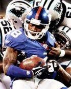 Willie Ponder New York Giants 8X10 Photo