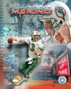 Dan Marino HOF 2005 Limited Edition 8X10 Photo