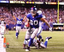 Jeremy Shockey New York Giants 8X10 Photo