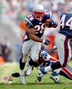 Corey Dillon New England Patriots 8X10 Photo