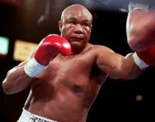 George Foreman Boxing 8x10 Photo