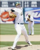 Mark Mulder LIMITED STOCK Oakland A's 8X10  Photo