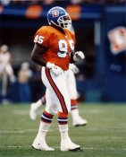 Michael Dean Perry Denver Broncos 8X10 Photo