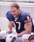 Christian Peter Chicago Bears 8X10 Photo