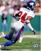 Will Peterson New York Giants 8X10 Photo