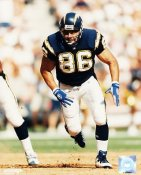Alfred Pupunu San Diego Chargers 8X10