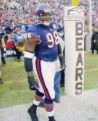 Bryan Robinson Chicago Bears 8X10 Photo