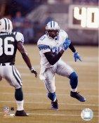 Charles Rogers Detroit Lions 8X10 Photo