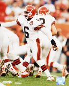 Leslie Shepard Cleveland Browns 8X10 Photo