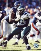 Corey Simon Philadelphia Eagles 8X10 Photo
