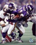 Onterrio Smith Minnesota Vikings 8X10 Photo