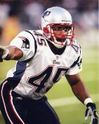 Otis Smith Patriots 8x10 Photo