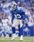 Omar Stoutmire New York Giants 8X10 Photo