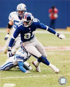 Amani Toomer New York Giants 8X10 Photo