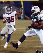 Jamaar Taylor New York Giants 8X10 Photo