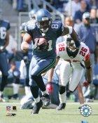 Peter Warrick Seattle Seahawks 8X10 Photo