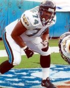 Maurice Williams Jacksonville Jaguars 8X10 Photo