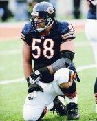 Chris Villarrial Chicago Bears 8X10 Photo