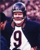 Bill Wade Chicago Bears 8X10 Photo