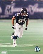 Chris Walsh Minnesota Vikings 8X10 Photo