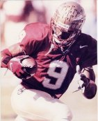 Peter Warrick Florida State Seminoles 8X10