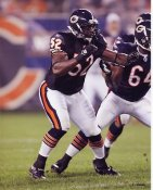 Dez White Chicago Bears 8X10 Photo