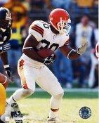 Jamel White Cleveland Browns 8X10 Photo
