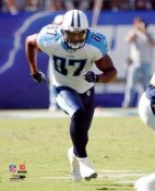 David Givens Tennessee Titans 8X10 Photo
