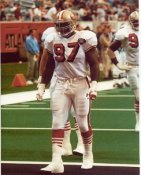 Bryant Young San Francisco 49ers 8X10 Photo