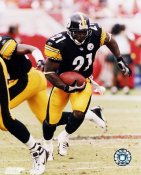 Amos Zereoue LIMITED STOCK Pittsburgh Steelers 8x10 Photo