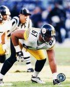 Kimo Von Olhoffen Pittsburgh Steelers 8x10 Photo