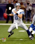 Jon Kitna Detroit Lions 8X10 Photo
