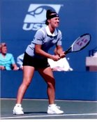 Martina Hingis 8X10 Photo