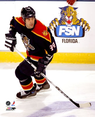 Todd Bertuzzi Florida Panthers 8x10