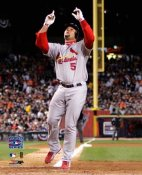 Albert Pujols LIMITED STOCK 2006 WS Game 1 Cardinals 8X10 Photo