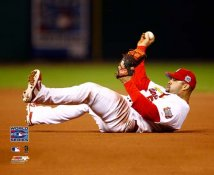 Albert Pujols LIMITED STOCK 2006 World Series Game 5 Cardinals 8X10 Photo