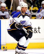 Bill Guerin LIMITED STOCK St. Louis Blues 8x10 Photo
