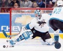 Evgeni Nabokov LIMITED STOCK San Jose Sharks 8x10 Photo