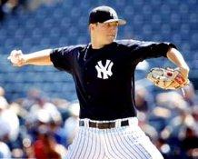 Phillip Hughes New York Yankees 8X10 Photo