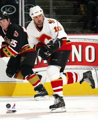 Tony Amonte Calgary Flames 8x10 Photo
