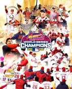Cardinals 2006 WS Limited Edition 8X10 Photo