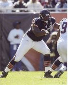 Fred Miller Chicago Bears 8X10 Photo
