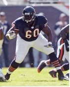 Terrance Metcalf Chicago Bears 8X10 Photo