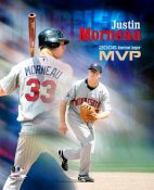 Justin Morneau 2006 MVP LIMITED STOCK Twins 8X10 Photo