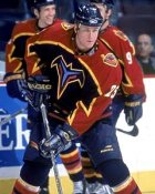 Andy Sutton Atlanta Thrashers 8x10 Photo