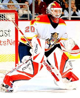 Ed Belfour Florida Panthers LIMITED STOCK 8x10 Photo